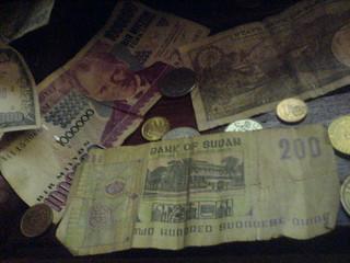 Random money...