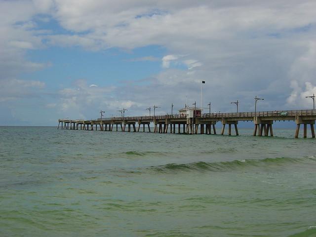 Dan russell municipal pier flickr photo sharing for Panama city fishing pier