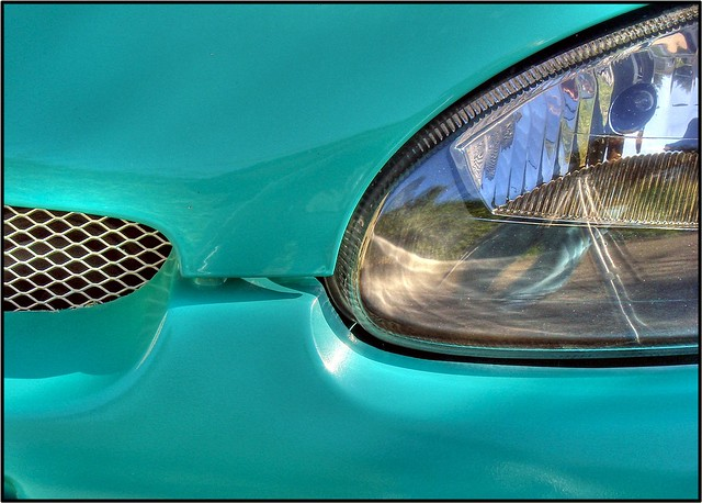 car detail [HDR]
