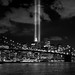 WTC Tribute in Lights - 5 years after the attack