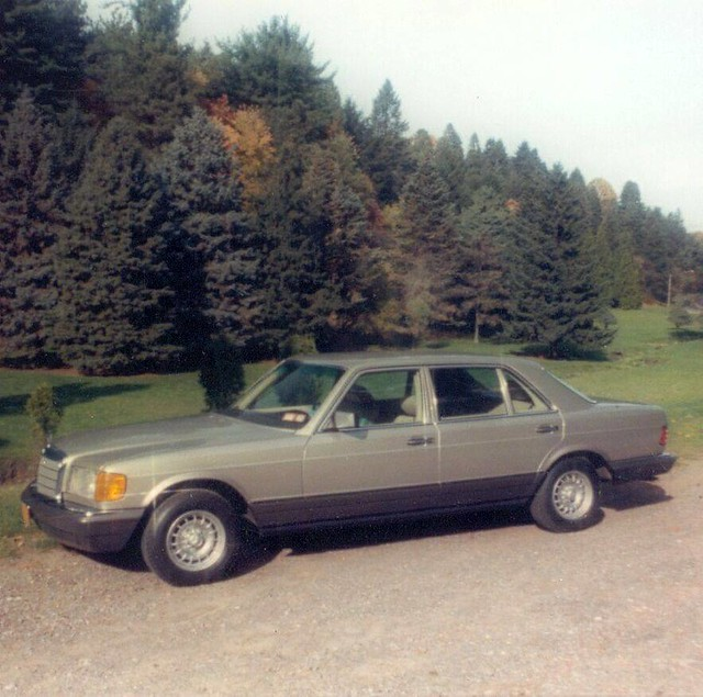 1986 mercedes benz 420 sel durand eastman park by tw for 1986 mercedes benz 420 sel