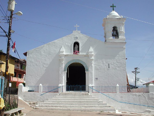 Isla Taboga Church