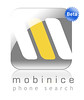 mobinice web 2.0 logo by pwrkn