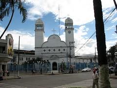 La Ceiba Cathedral