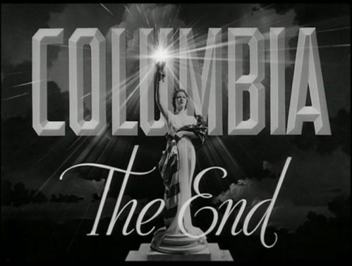 Columbia The End
