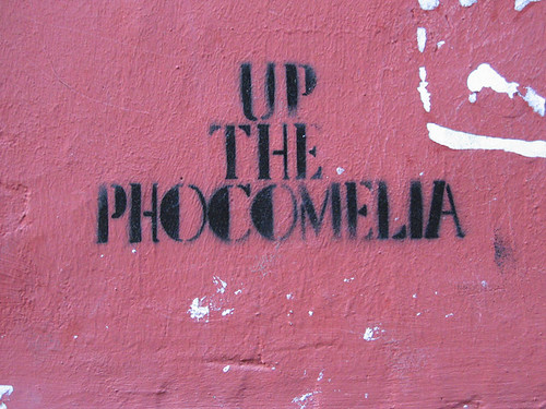 Up The Phocomelia