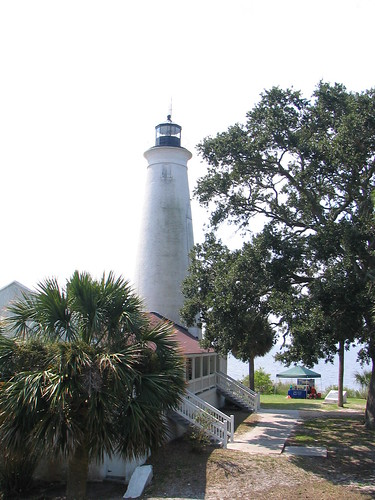 lighthouse florida stmarks