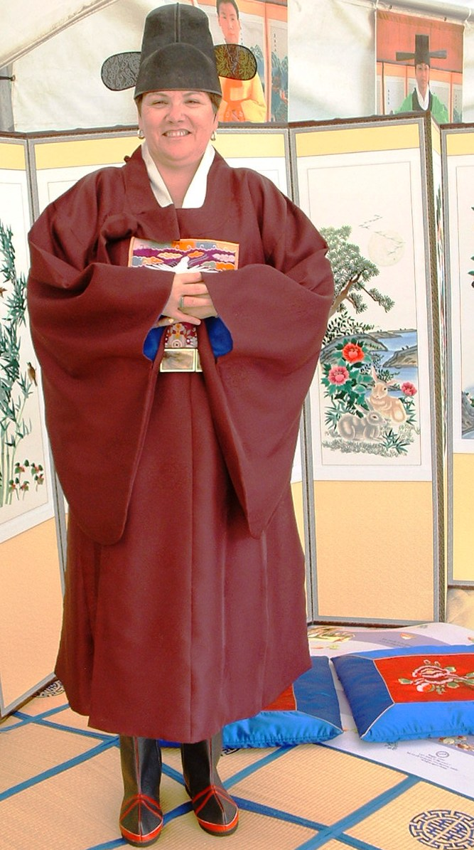 Korean Traditional Wedding Outfit