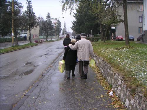 Dva penzionera