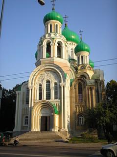 Imageof Vilniaus Šv. Konstantino ir Michailo cerkvė. 2005 holiday vilnius commonswikimediaorg