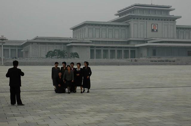 Pyongyang - DPRK - Everyday life