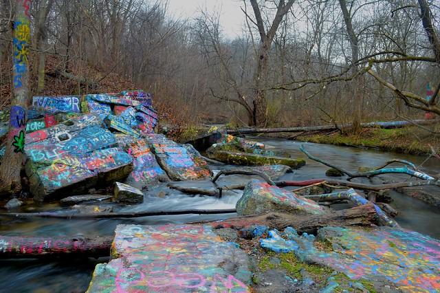 Paint Creek 2