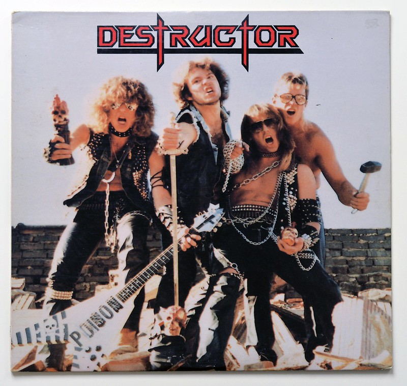 A0547 DESTRUCTOR - Maximum Destruction