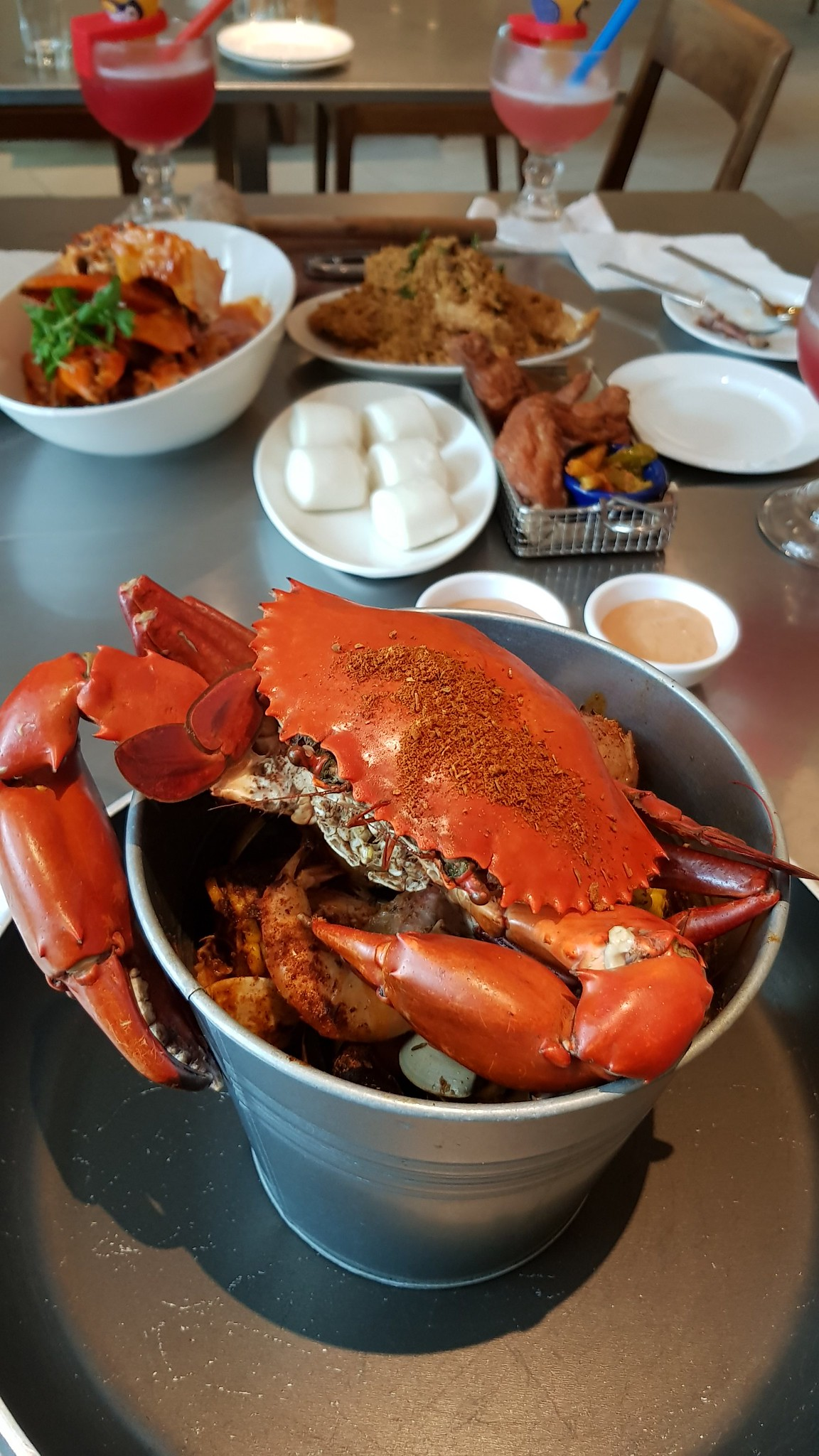 3. Baked Seafood