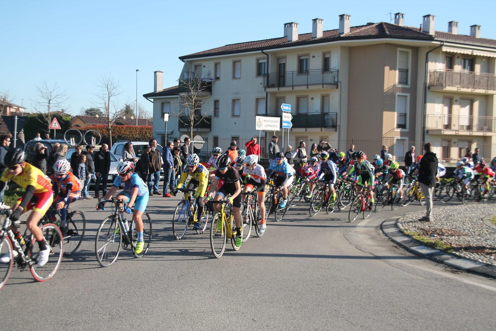 Pasquetta in gara per l'UC Sangiulianese - Esordienti