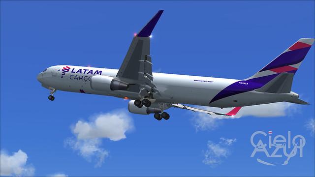 LATAM Cargo (N418LA & N534LA) v1.6