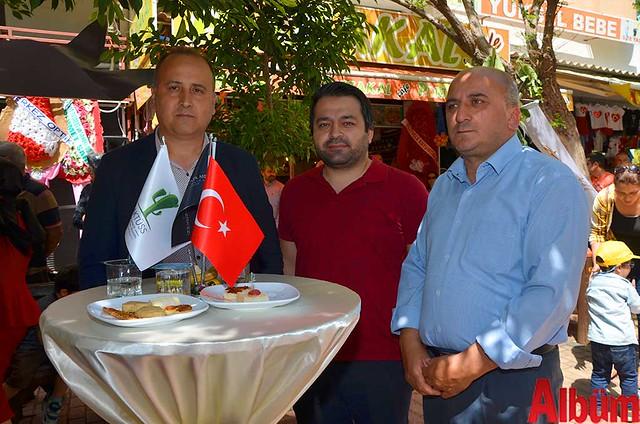 Mahmut Karagedik, Tunahan Oral, İbrahim Yüksel
