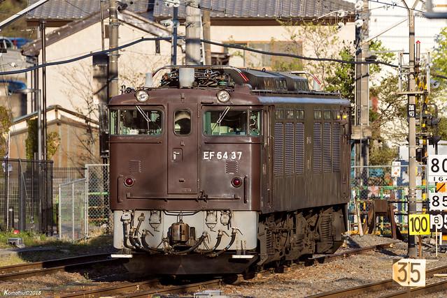 EF 64-37 . 甲府