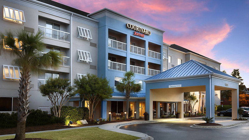 Myrtle Beach Courtyard by Marriot