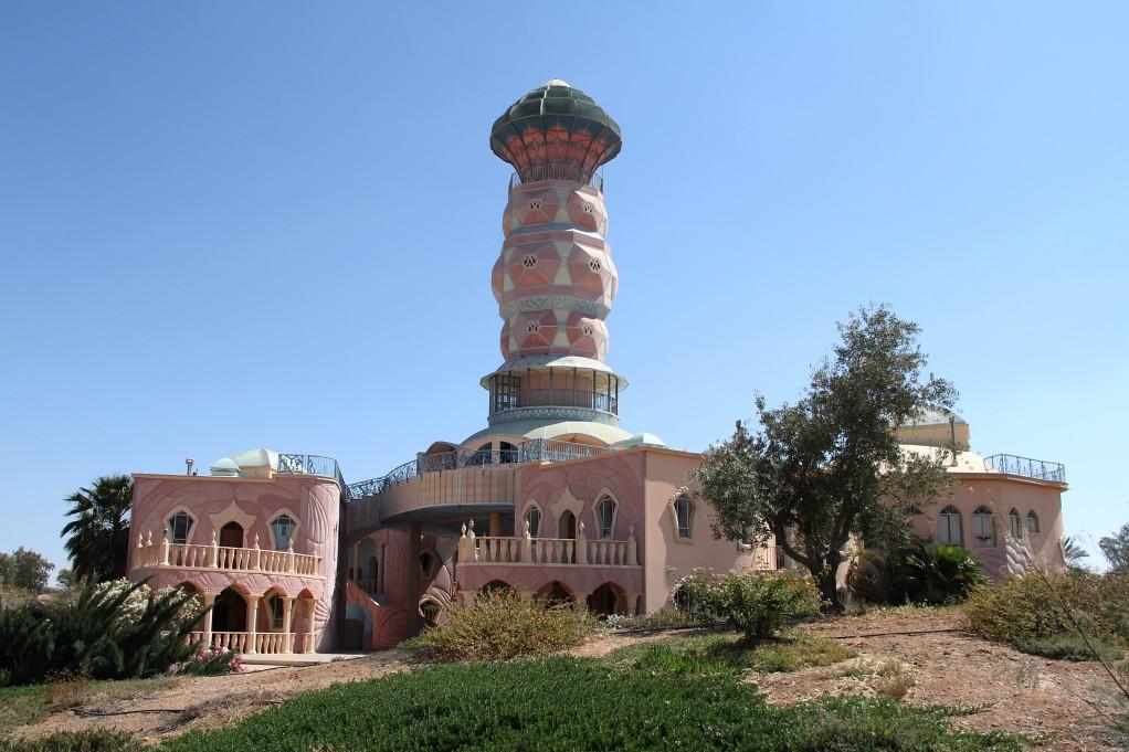 Неот Смадар - иерусалимская Барселона в сердце пустыни