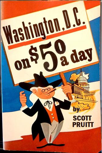 Scott Pruitt's DC Bargain Bedroom Guide