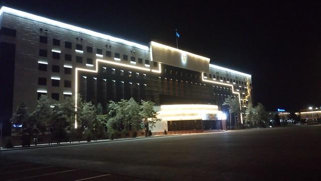 Astana at Night - Kazajstan