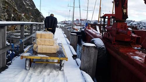 Nuuk firewood