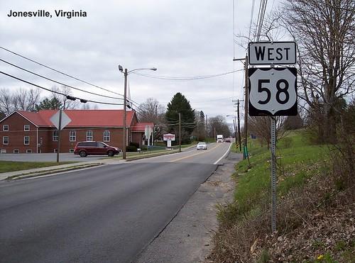 Jonesville VA