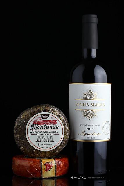 Vinha Maria  -  Signature  2015  -  Dão  -  Portugal Red Wine
