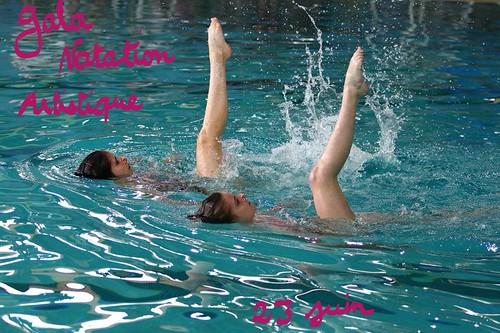 gala natation artistique