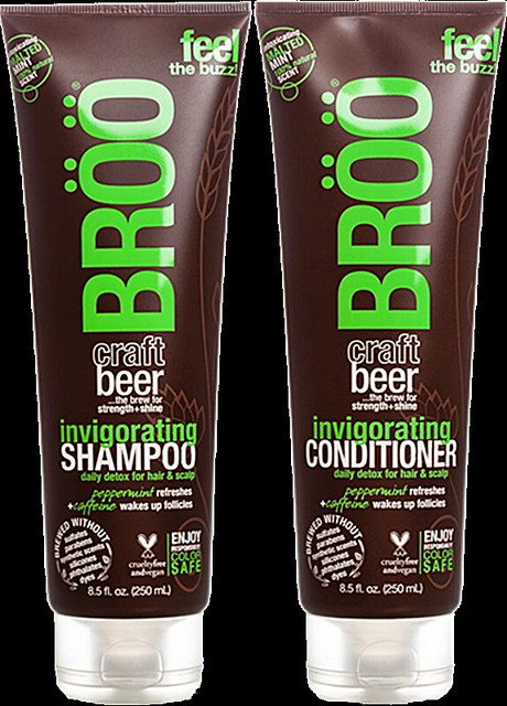 Broo Shampoo - Invigorating