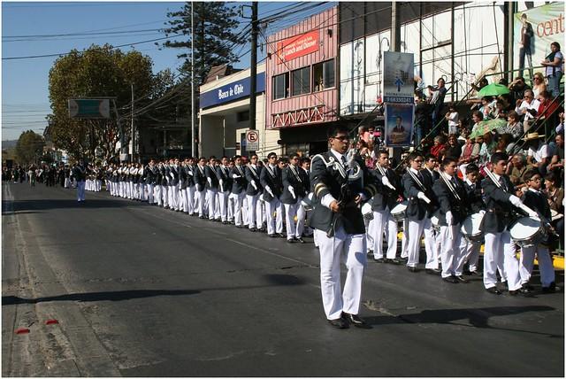 Desfile Villa Alemana