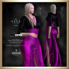 (AD) -AZUL- Cecile [Sense]