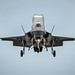 F35B Hover On The Nose by 4myrrh1