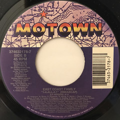 BOYZ II MEN:END OF THE ROAD(LABEL SIDE-B)