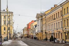 Aleksanterinkatu - Alexandersgatan