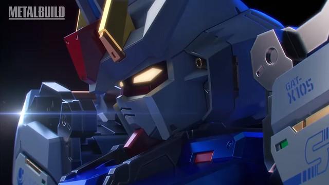 METAL BUILD《機動戰士鋼彈SEED》GAT-X105 攻擊鋼彈(メタルビルド ストライクガンダム)今夏發售!