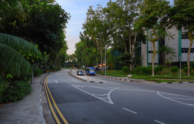 Streets of Kent Ridge