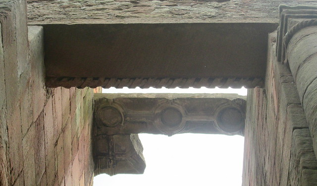Crichton Castle, More Internal Detail
