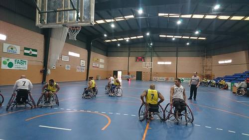 Baloncesto en Silla de Ruedas Vistazul División de Honor