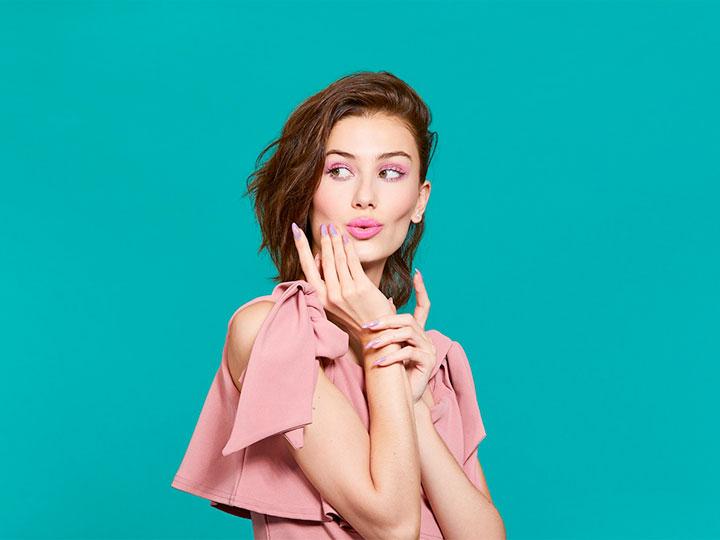 Werk je zomerlook af met de nieuwe nagels van Elegant Touch