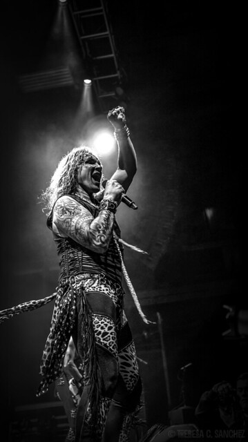 Steel Panther Live at The Fillmore Silver Spring, MD, 3/30/18