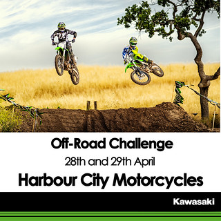 KAWASAKI DEALER EVENT – Off-Road Challenge – 28th and 29th April