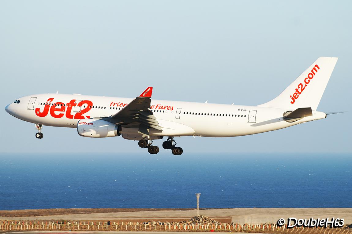 G-VIGL A332 Jet2 TFS