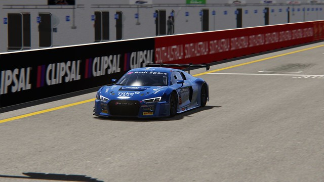 Audi R8 LMS Cup 2018 #13 Absolute racing 002