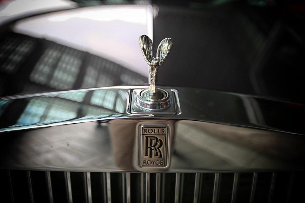 Rolls Royce Ritz-Carlton Hong Kong 5