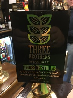 Three Brothers, Under the Thumb, England