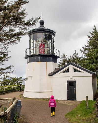Cape Meares Light II