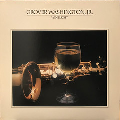 GROVER WASHINGTON, JR.:WINELIGHT(JACKET A)