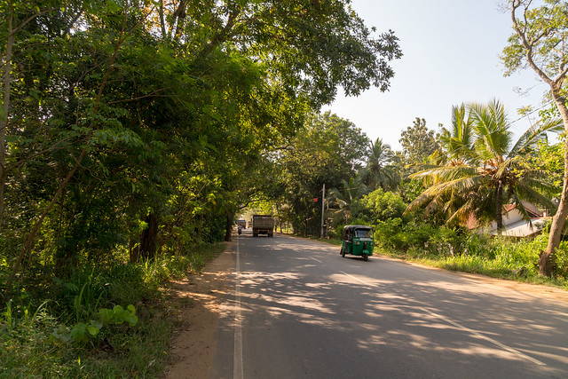 Embilipitiya-Nonagama Highway